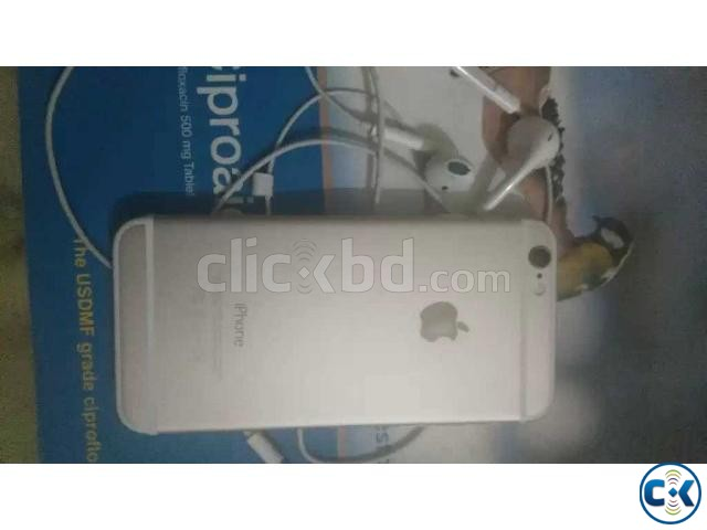 iPhone 6 64GB Gold | ClickBD large image 1