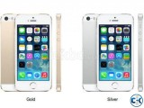 APPLE I-PHONE 5S 16GB SILVER COLOR