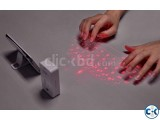 Wireless Bluetooth Laser Keyboard