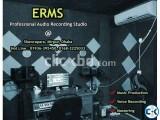 Professional Recording Studio Shewrapara Mirpur Dhaka