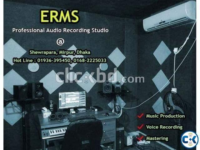 Professional Recording Studio Shewrapara Mirpur Dhaka | ClickBD large image 0