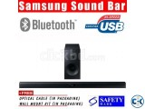 Samsung HW-J355 2.1 Channel 120 Watt Wired Audio Soundbar