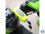 Grip-Lock Clutch-Side Lever Grip Lock