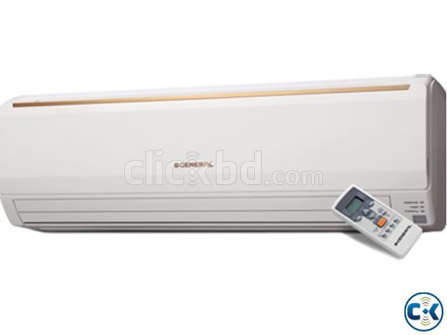 O General ASGA24FMTB 24000 BTU 2 Ton Split Energy Saving AC | ClickBD large image 0