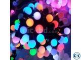 RGB LED Colorful Decoration Lights