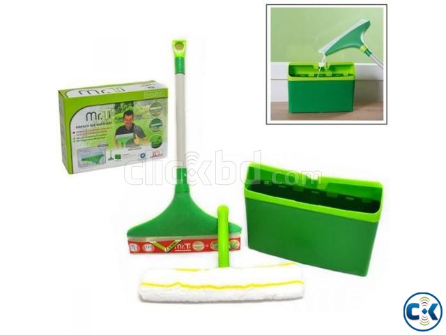 Mr Ti All in one glass cleaning kit   ClickBD large image 0