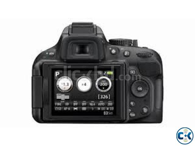 Nikon D5200 Body 24.1 MP CMOS HD Video Digital SLR Camera   ClickBD large image 1