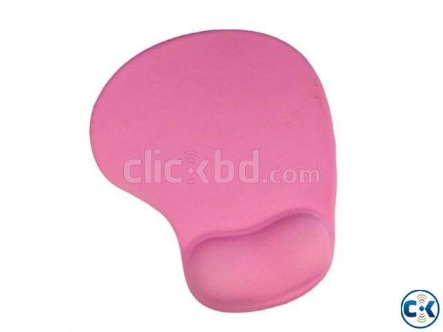 MP802 Computer Gaming Mouse Pad with Wrist Rest -multicolour | ClickBD large image 0