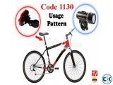 2 in 1 Bicycle Light Kit