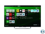 Sony bravia W850C 65 inch 3D LED smart android TV