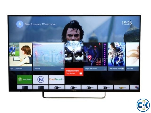 Sony bravia W850C 65 inch 3D LED smart android TV | ClickBD