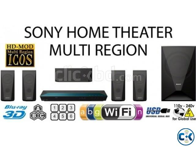Sony BDV-E2100 5.1-ch 3D Blu-ray home theatre system | ClickBD large image 1
