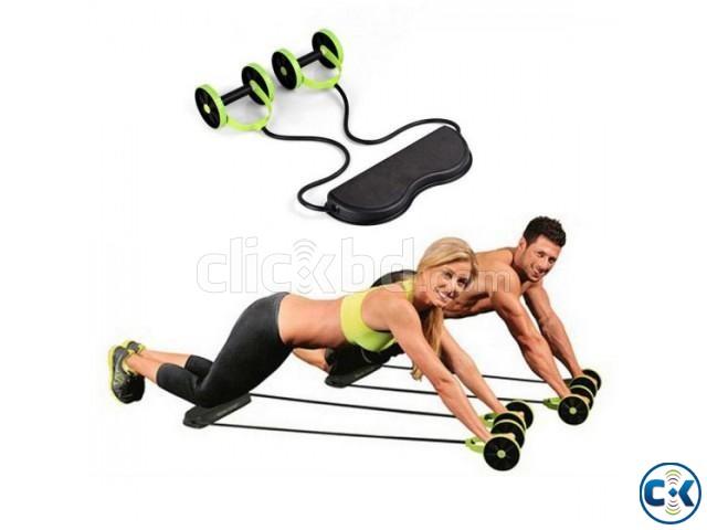 Revoflex Xtreme Full Body Workout Machine Code 1497 | ClickBD large image 0