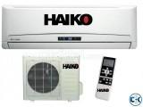 Haiko HS-24FWM 2 ton split air conditioner has 24000 BTU