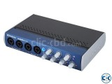 External Sound Card PreSonus 44vsl
