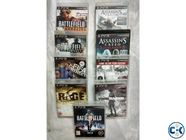 Used PS3 Games for Sale  | ClickBD large image 0
