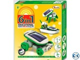 6 in 1 Educational Hybrid Solar Kit Series