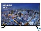 Samsung LED Television JU6000 55 Flat UHD 4K Smart Wi-Fi