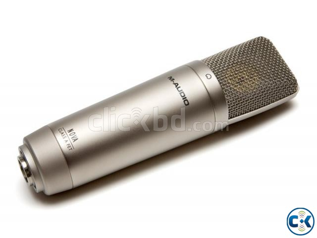 Condenser Microphone M-Audio Nova Full Boxed | ClickBD large image 0