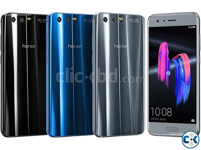 Huawei Honor 9 WITH 4GB 6GB RAM 64GB BEST PRICE BD | ClickBD large image 1