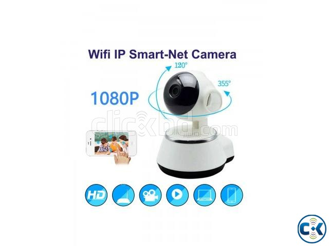 Wifi IP Smart-Net Camera | ClickBD large image 0