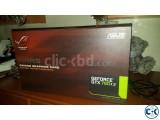 ASUS ROG MARS 760 4GB DDR5 Killer GRAPHICS CARD