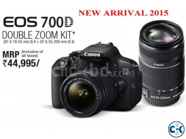 Canon DSLR Camera Price in Bangladesh | ClickBD large image 0