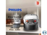 Rice Cooker Philips HD3038 Fuzzy Logic