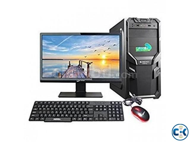 New Pc Core i5 pc 4gb 1TB 19 LED | ClickBD large image 2
