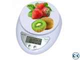Multi-function Digital Electronic Kitchen Scale
