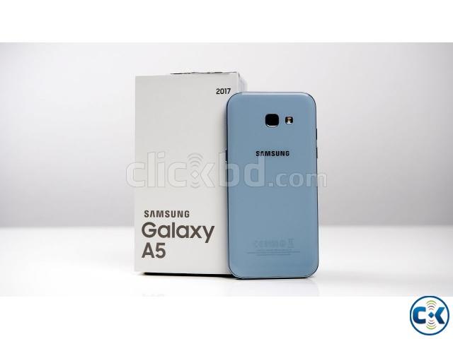Brand New Samsung Galaxy A5 17 32GB Sealed Pack 3 Yr Wrrnty | ClickBD large image 0