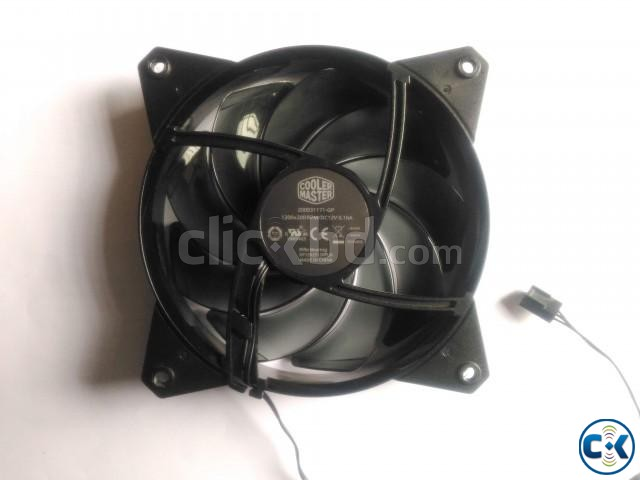 Casing Fan 120mm Cooler Master Brandnew  | ClickBD large image 0