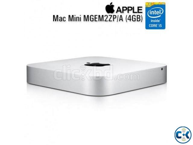 Apple Mac Mini Core i5 MGEM2ZP A A1347 | ClickBD large image 0