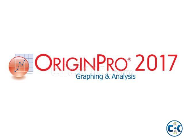 OriginPro 2017 | ClickBD large image 0