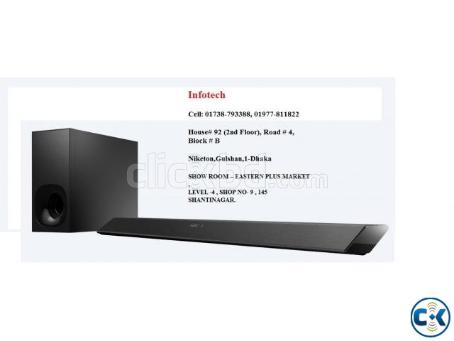 Sony Ht Ct80 100w 2 1 Channel Sound Bar Lowest Price In Bang