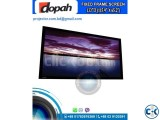 Dopah Fixed Frame Projector Screen 133