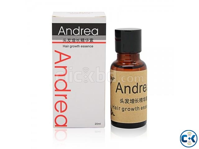 Andrea - Save Your HAIR from the ROOT | ClickBD large image 0