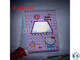 Hello Kitty Page by Page Lamp