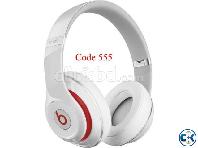 Beats By Dr. Dre Solo Wireless Bluetooth Headset | ClickBD large image 0