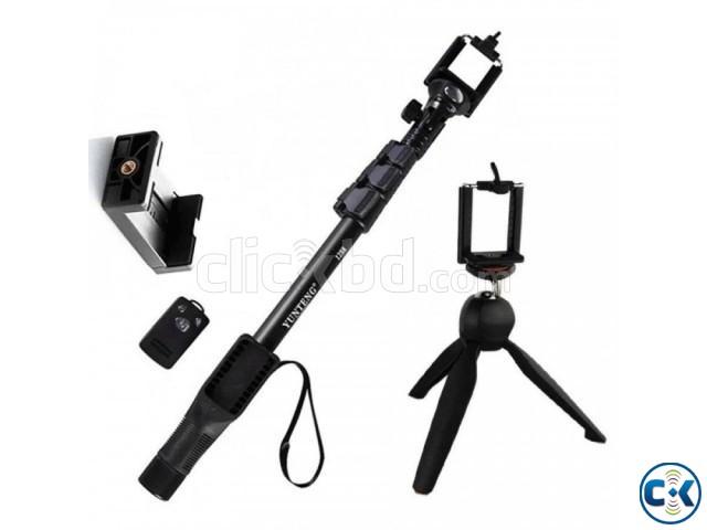 Bluetooth Selfie stick dhaka | ClickBD large image 0