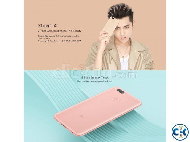 Brand New Xiaomi Mi 5X 32GB Sealed Pack With 3yr Warranty | ClickBD large image 1