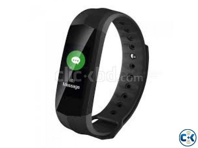 CD02 Continuous Heart Rate Monitoring Blood pressure Smart B | ClickBD large image 0