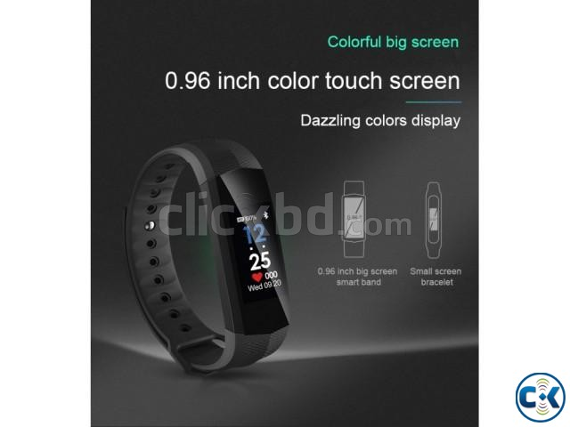 CD02 Continuous Heart Rate Monitoring Blood pressure Smart B | ClickBD large image 4