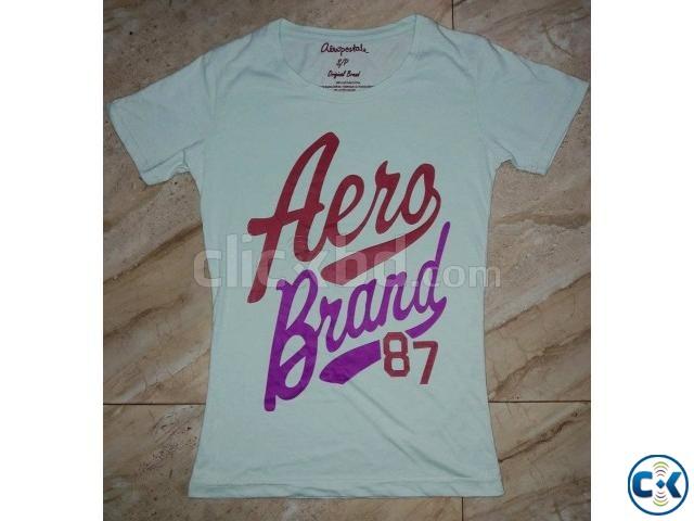Ladies T-Shirt | ClickBD large image 0