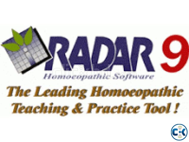 Radar 9 Homeopathic   ClickBD large image 0