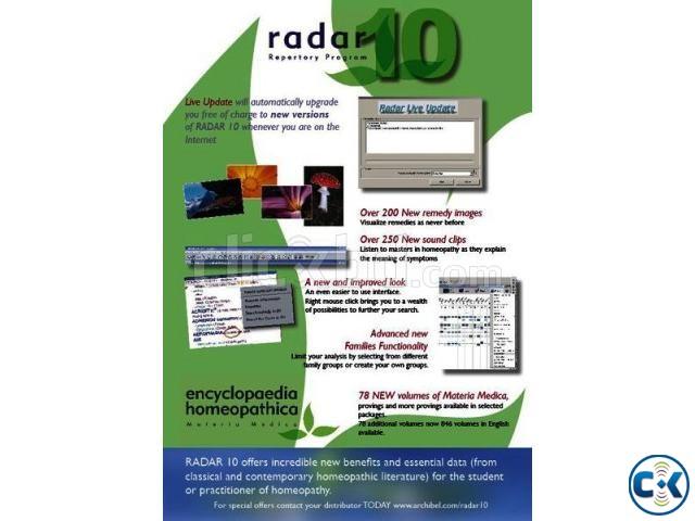 Radar 10 Homeopathic | ClickBD large image 0