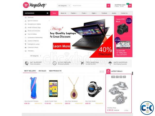 Website Domain Hosting | ClickBD large image 1