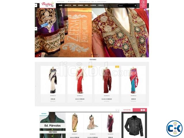 Website Domain Hosting | ClickBD large image 2