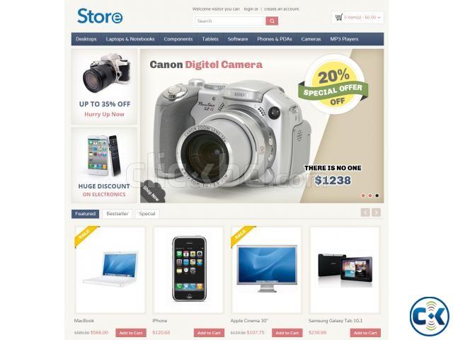 Website Domain Hosting | ClickBD large image 3