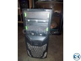 Gaming PC 4 GB Ram No Harddisk and Monitor